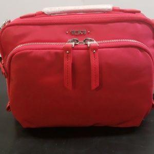 Tumi Luanda flight bag